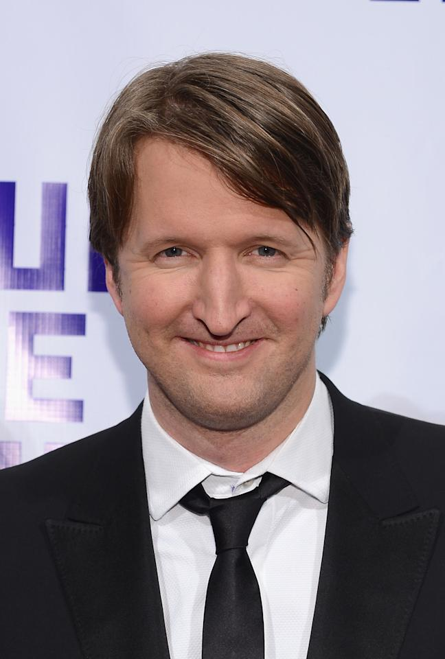 NEW YORK, NY - DECEMBER 11:  Director Tom Hooper attends the Museum Of Moving Images Salute To Hugh Jackman at Cipriani Wall Street on December 11, 2012 in New York City.  (Photo by Larry Busacca/Getty Images)