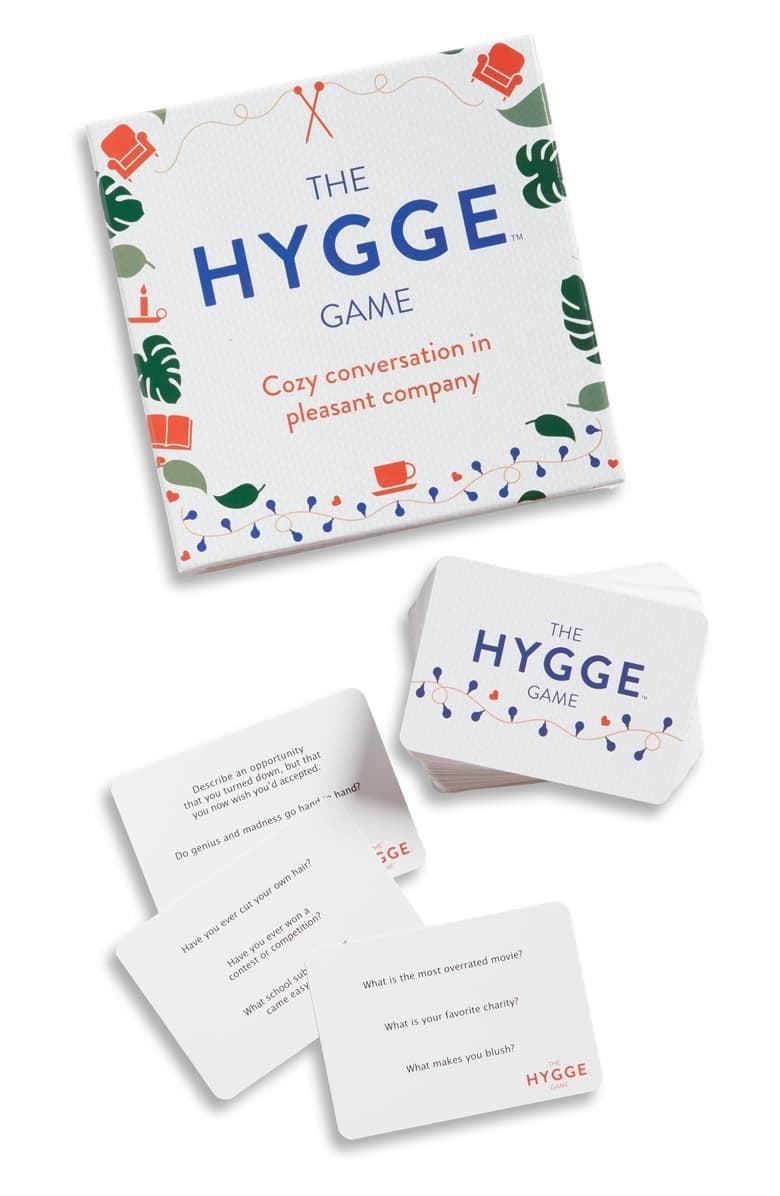 <p>We all know someone who would like this <span>Hygge Games The Hygge Game</span> ($20).</p>