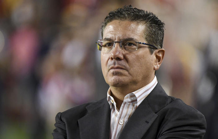 Image: Dan Snyder (The Washington Post / The Washington Post via Getty Images file)