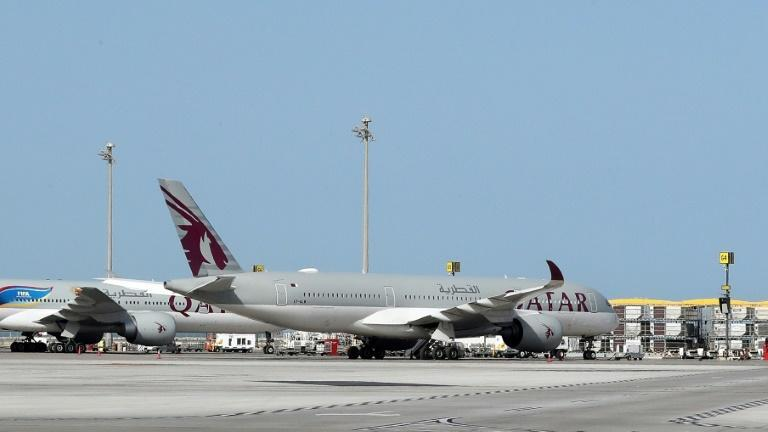 Travellers at Hamad International Airport in Qatar were subjected to invasive searches
