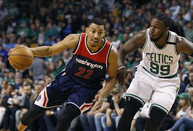The Wizards believe Otto Porter Jr. hasn't come close to reaching his peak. (AP)