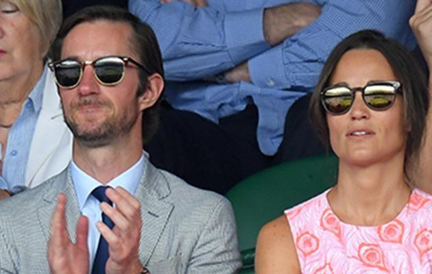 Pippa is set to tie the knot to her hedge fund manager boyfriend James Matthews in May. Photo: Getty