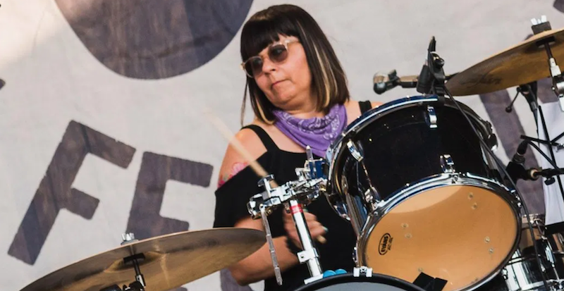 """Janet Weiss discusses leaving Sleater-Kinney: """"I just didn't fit anymore"""""""