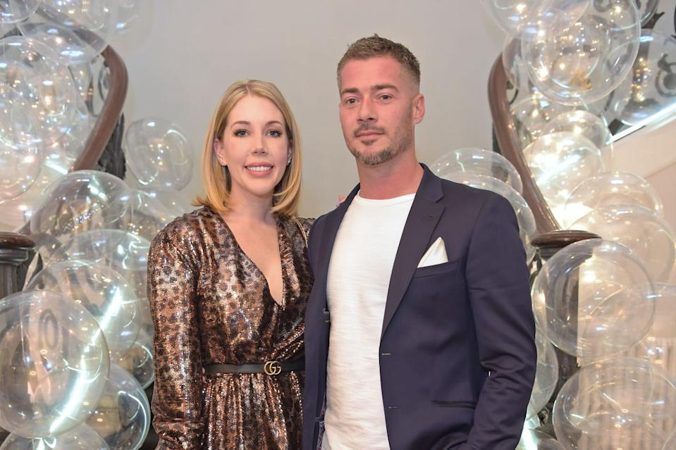 Katherine Ryan has revealed she has entered into a civil partnership with her childhood sweetheart [Photo: Getty]