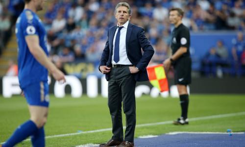 Claude Puel's future uncertain as Leicester start to lose patience