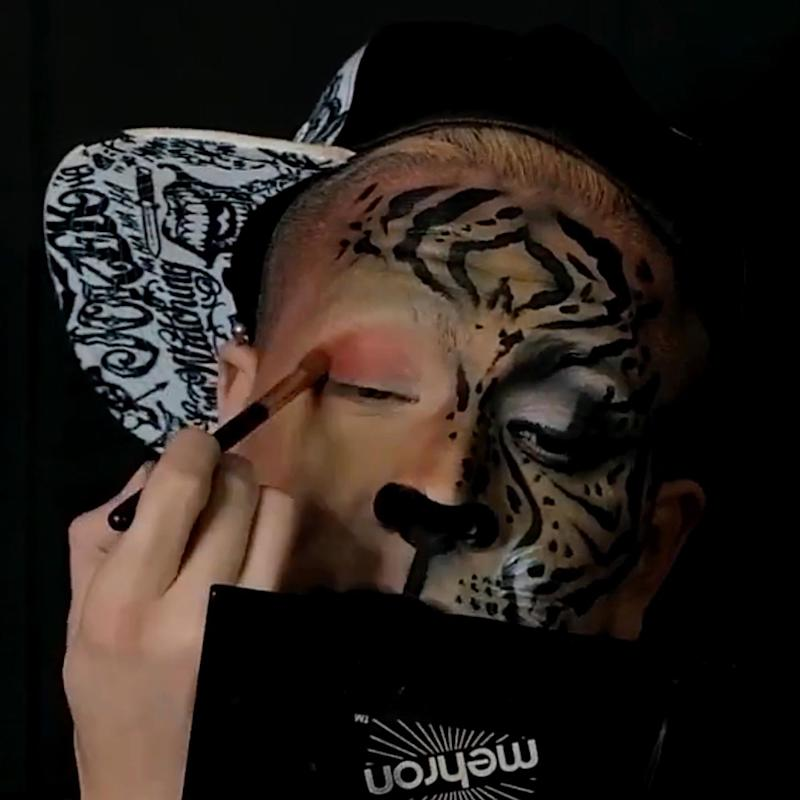 Photo credit: Mehron Makeup Official - YouTube