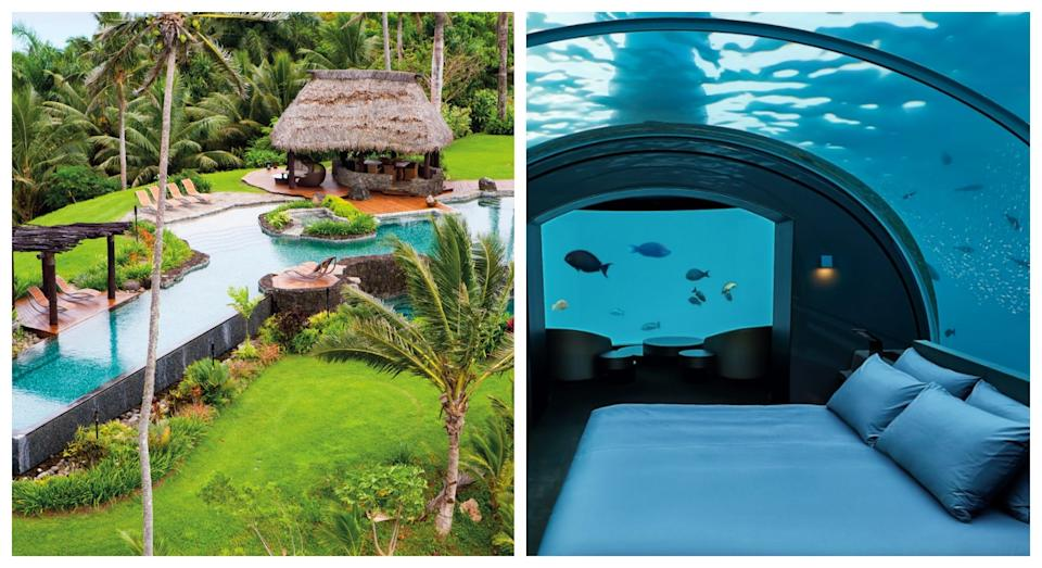 These are the world's best hotel suites (Laucala Island/Conrad Hotels)