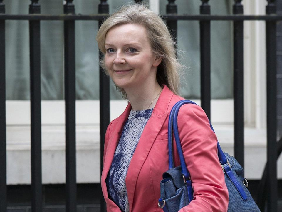 International trade secretary Liz Truss (Getty)