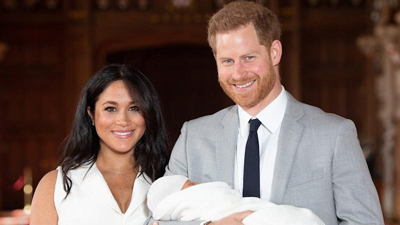 The Duke of Sussex delivered a moving speech about being a role model to son Archie and what he learned from his late mother.