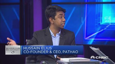 Hussain Elius of Pathao explains how his company is attempting to enter the e-transaction space by allowing customers to top their wallets up via its network of drivers.