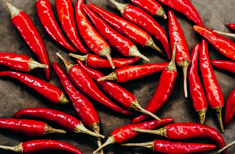Red spice Peppers