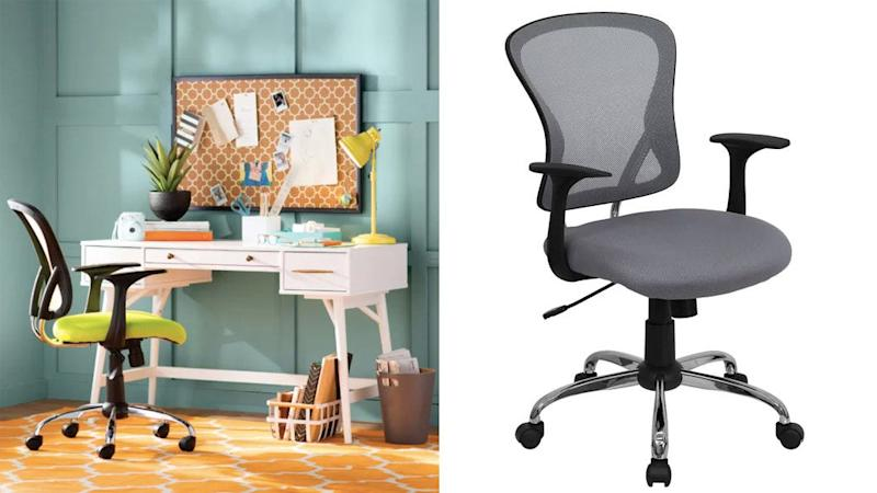 Get work done in style.