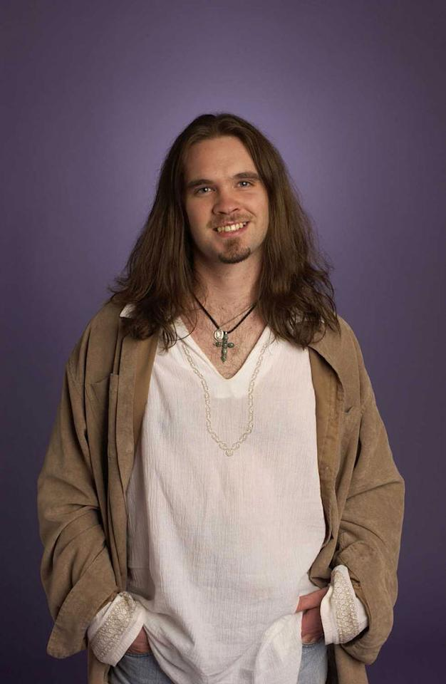 "Bo Brice from Helena, AL is one of the contestants on Season 4 of ""American Idol."""