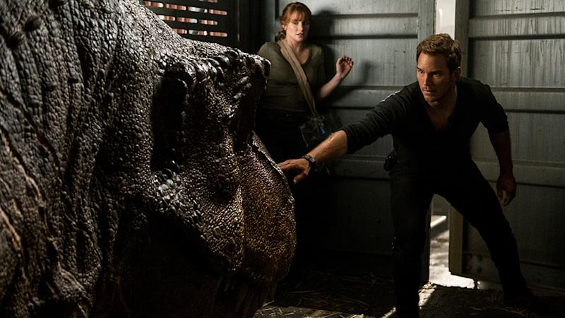 Fallen Kingdom Stomps Its Way to $150 Million Debut