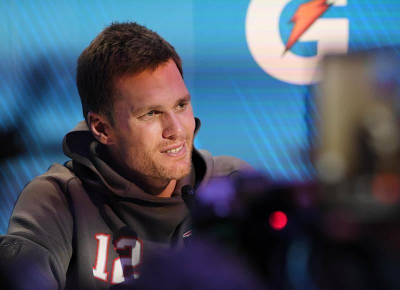 Tom Brady Calls Upon Patriots Legends For Super Bowl Hype Video