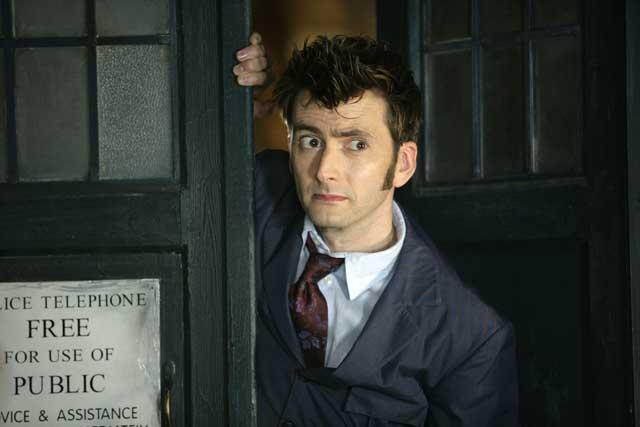Just what the Doctor ordered: David Tennant named best Doctor by fans (BBC)