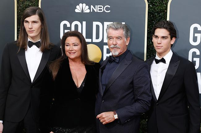 pierce-brosnan-family
