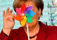"""Angela Merkel -- once dubbed the """"climate chancellor"""" -- is now seen by many as having dropped the ball on Germany's ambitious energy transition"""