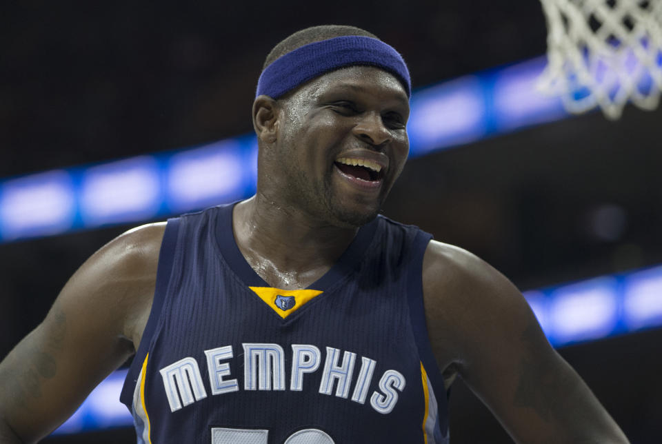 """After 17 seasons in the NBA, longtime Grizzlies and Trail Blazers big man """"Z-Bo"""" officially announced his retirement on Saturday."""