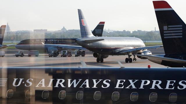 US Airways Planes Were in No Danger of Colliding, Feds Say