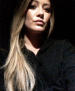 """<p>""""Tonight I am wearing black… for every woman or man who has dealt with or is dealing with harassment of any kind!"""" wrote the <em>Younger</em> actress. (Photo: <a rel=""""nofollow noopener"""" href=""""https://www.instagram.com/p/Bdqq_1DHvZW/?hl=en&taken-by=hilaryduff"""" target=""""_blank"""" data-ylk=""""slk:Hilary Duff via Instagram"""" class=""""link rapid-noclick-resp"""">Hilary Duff via Instagram</a>) </p>"""