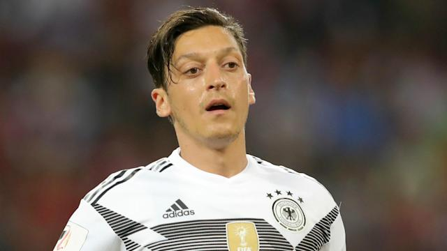 The duo were criticised for their performances against Mexico, leading to them missing out alongside the injured Mats Hummels