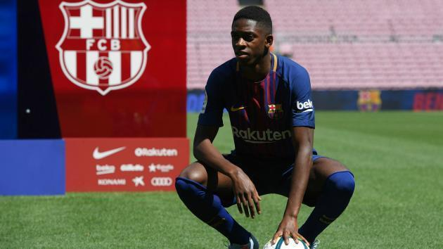 3f72be11aea 'We didn't let Barcelona screw us with Dembele' – Dortmund president  Rauball reacts to €105m deal