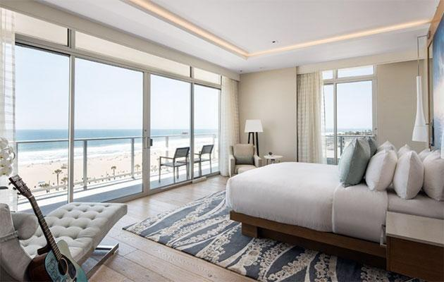 The one-bedroom suite. Photo: Paséa Hotel & Spa