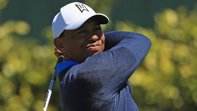Tiger Woods was rolling along in Round 1 at Bay Hill until a double bogey on his 12th hole. However, Woods didn't let it derail him.