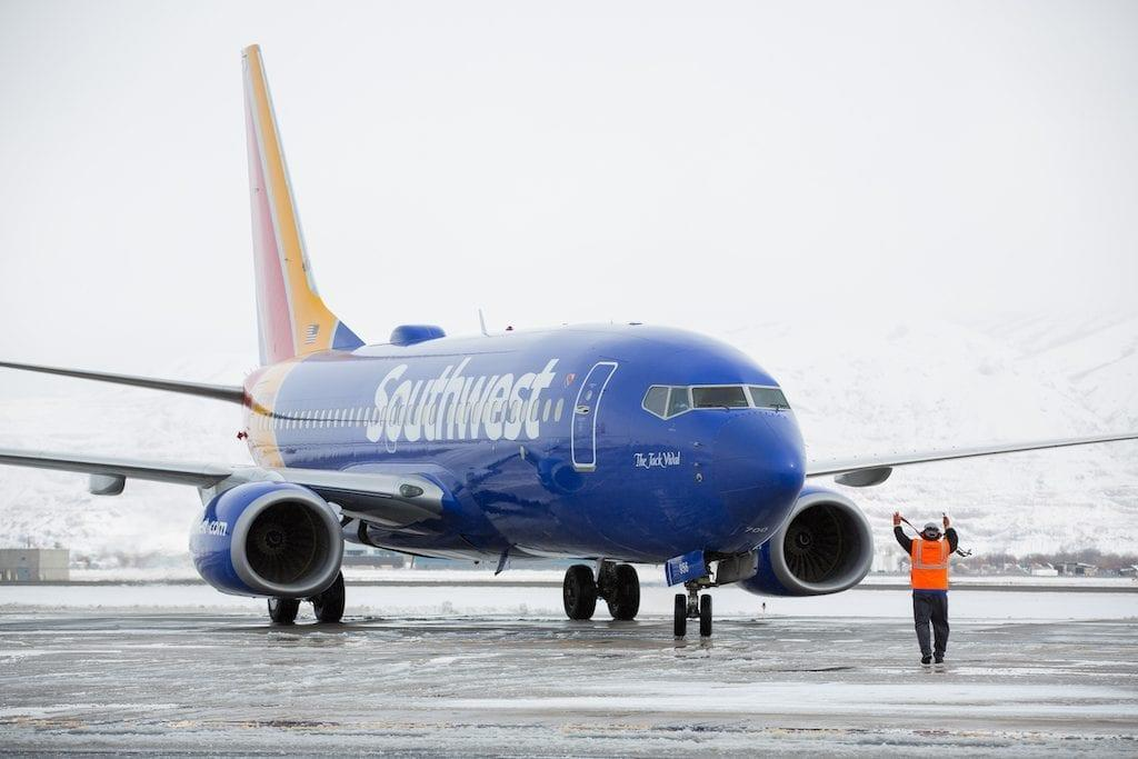 Southwest May Bear Biggest Brunt After FAA Grounding of Boeing Max Jets