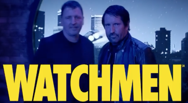 Trent Reznor and Atticus Ross release Vol. 2 of their Watchmen soundtrack: Stream