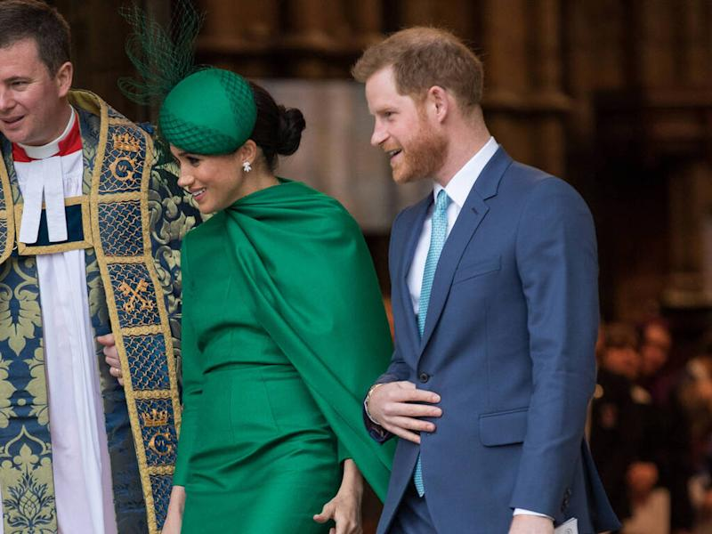 Prince Harry and Meghan sue for invasion of privacy over pictures of son
