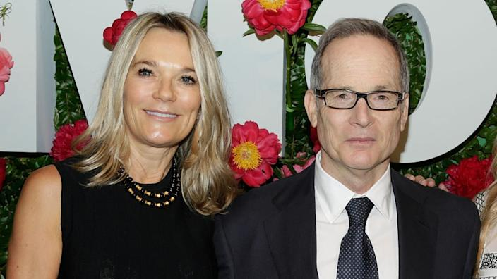 "<div class=""inline-image__caption""> <p>Glenn Dubin and his wife, Eva Andersson-Dubin</p> </div> <div class=""inline-image__credit""> Lars Niki/Getty </div>"