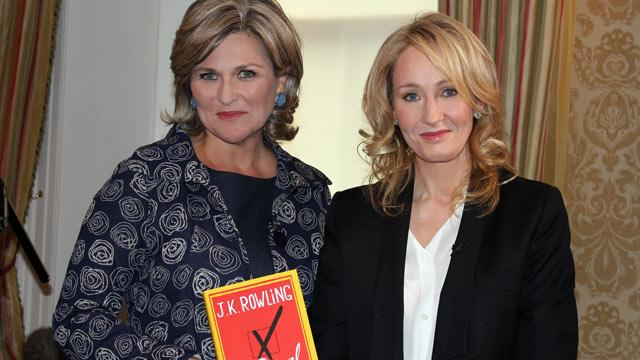 J.K. Rowling on 'The Casual Vacancy,' Using a Disguise, What She Learned from Michael Jackson