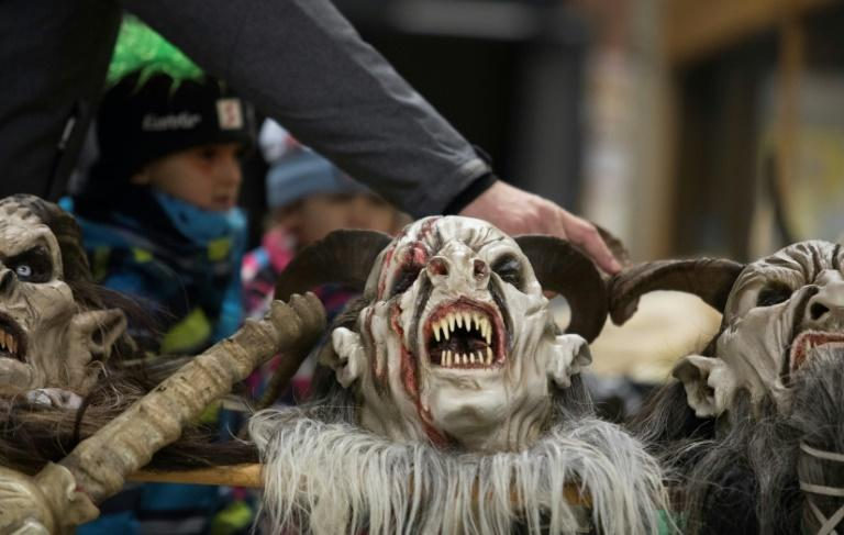 "The ""Krampuslauf"" parades have been influenced in recent decades by horror movies and heavy metal music"