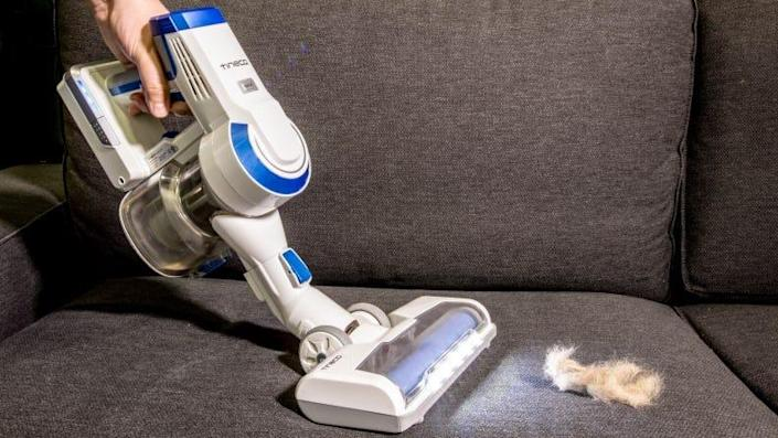 These vacuums are among our favorite cordless models.