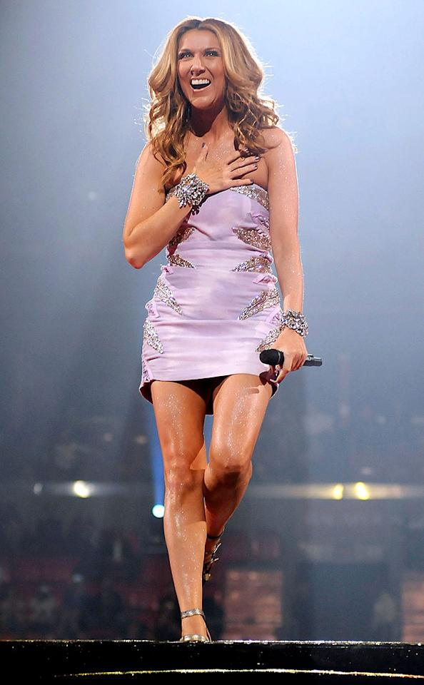 """In addition to being the best-selling Canadian artist of all time, diva extraordinaire Celine Dion recently became the best-selling female in music history, with record sales topping 200 million units worldwide. Chris Gordon/<a href=""""http://www.wireimage.com"""" target=""""new"""">WireImage.com</a> - January 23, 2009"""