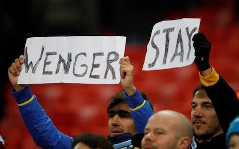 """There are more important matches to play and far more formidable opponents to face, but the Pep Guardiola era at Manchester City has achieved its first piece of silverware, and the significance of that should not be underestimated. The glittering prizes of the Premier League, for which they are champions-elect, and the Champions League, remain in their immediate sights, but they are cruelly distant dreams for an Arsenal side who are slipping away season by season under Arsene Wenger. Instead, football supporters in this country, and maybe even around Europe, are going to have to get used to the sight of players in those sky blue jerseys cavorting on the pitch in celebration. The quadruple may have gone, but the treble remains distinctly possible. This appears the first of many trophies for Guardiola's City and a glance at the substitutes' bench showed the youthful power they have to call on for the future. That bench had an average age of just 21.6 years, with 17-year-old Phil Foden coming on late in the game. """"Win titles and you have to win more,"""" Guardiola said afterwards. It sounded like a promise; a mantra; a threat to the opposition. City did not even have to play that well to overwhelm Arsenal and win the Carabao Cup with goals by Sergio Aguero, Vincent Kompany and David Silva, and it felt appropriate – given the accusations of spending and buying success – that those goals came from three players who Guardiola inherited, three players towards the end of their careers who already have legendary status at the club. And so it was the old guard who ushered in the new era. Arsenal vs Manchester City player ratings But Guardiola has made those players even better, which used to be what marked out Wenger. Now the Arsenal manager appears ever more like King Canute as he tries to defy the inevitable, and even when he involved himself in a touchline spat with Guardiola, following City's first goal, he appeared like a man raging against the waves that were set to overwh"""