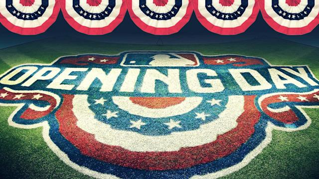 Here is every MLB team's opening day schedule for the 2017 season, which kicks off Sunday, April 2.