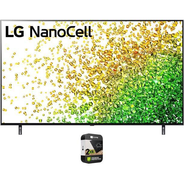 FYI, this LG  is an LED 4KUHD TV and is $123 off. OMG, that's a BFD!  (Photo: Walmart)