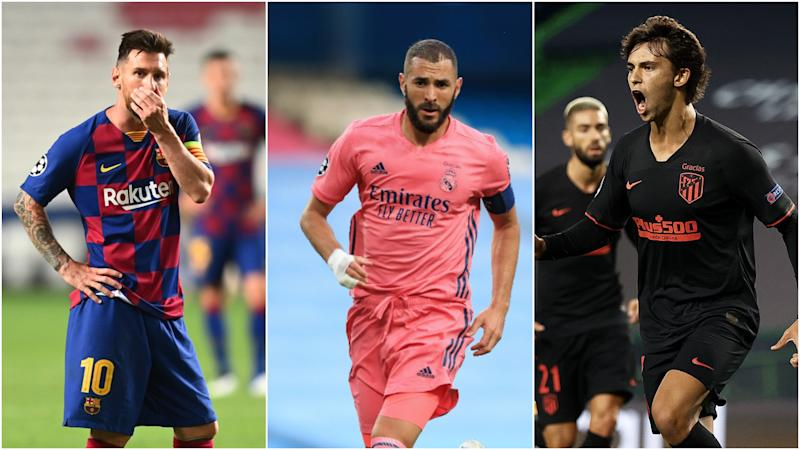 LaLiga 2020-21: Are Real Madrid, Barcelona and Atletico Madrid in trouble?