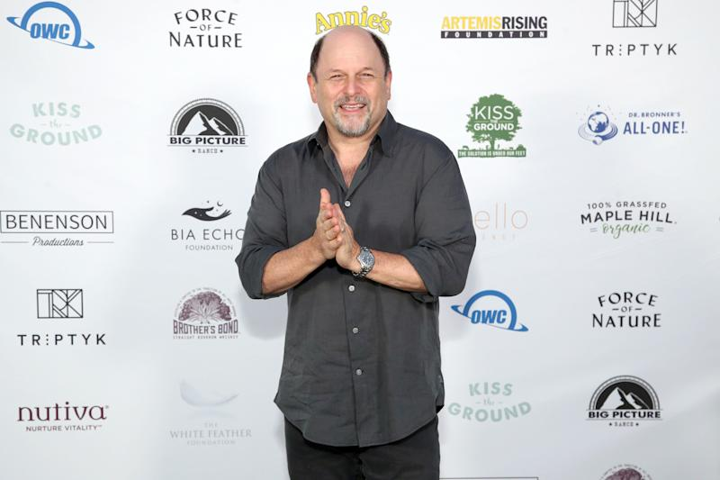 """Jason Alexander revealed why the """"Seinfeld"""" crew ended the show after nine seasons. (Photo: Rich Fury via Getty Images)"""