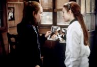 """<p>There's so much to love about <em>The Parent Trap,</em> Disney's romantic comedy that was directed and written by Nancy Meyers, including but not limited to: gold-digging Meredith's incredible style, the pitch-perfect acting by a young Lindsay Lohan, and a hunky middle-aged Dennis Quaid. </p> <p><a href=""""https://cna.st/affiliate-link/dFXfBmxeUoMhFmiLTN8bpqZwB68RXEwQsYCYXtbbxWnkdew2nMTVA99cm9AVWtLVGYnZsnY8j3kYgejgNgFguPUCQKEydfMeB8EbYTQt8rf8dMW9mnswpqFePPUD?cid=60621e1afa3752ce51c900f4"""" rel=""""nofollow noopener"""" target=""""_blank"""" data-ylk=""""slk:Available to stream on Disney+"""" class=""""link rapid-noclick-resp""""><em>Available to stream on Disney+</em></a></p>"""