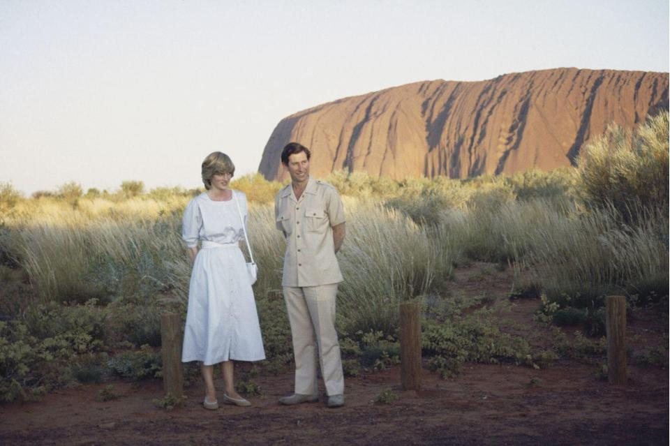 <p>Among the saddest moments in <em>The Crown</em> was when Charles was being super rude to Diana because she was tired on their trip to Ayers Rock. Truly, you can sense the real-life awkwardness from a mile away.</p>