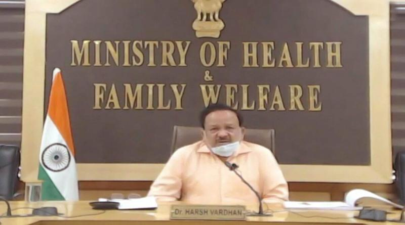 'Coronavirus Doubling Rate in India Now More Than 13 Days , Lockdown Acted As Social Vaccine', Says Harsh Vardhan