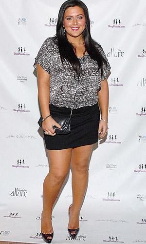 Real Housewives Of New Jersey Star Lauren Manzo Admits To Weight