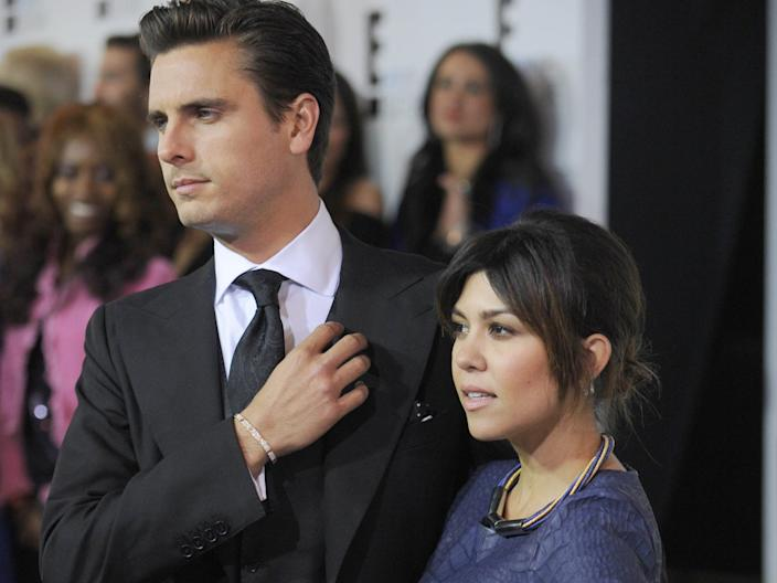 Scott Disick and Kourtney Kardashian dated for nearly a decade.