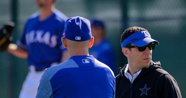 Why the Rangers restructured the role of player development director Matt Blood