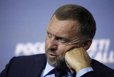 Deripaska left UC Rusal board of directors