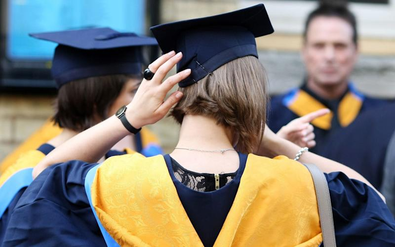 Students now typically graduate with £50,000 in debt - PA